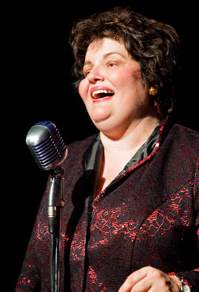 Anne Harvey as Patsy Cline