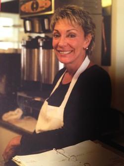 Annette Vachon of Johnson - COURTESY PHOTO
