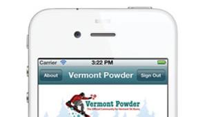 App Review: Vermont Powder