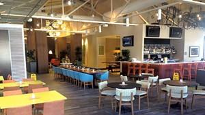 Armory Grille and Bar Open at Hilton Garden Inn