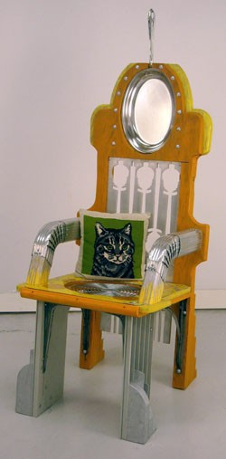 """""""Assemblage of Household Items,"""" Ed Owre"""