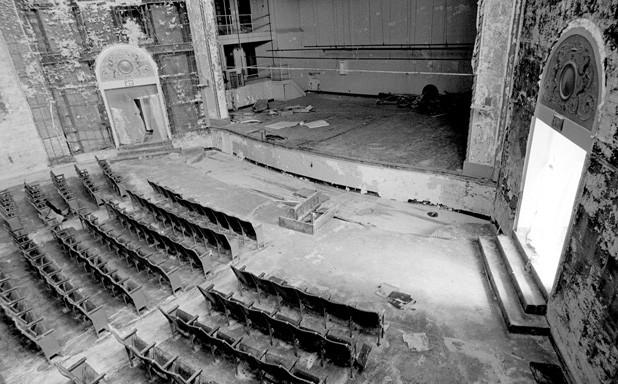 """""""Auditorium 2"""""""