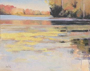 "COURTESY OF SUSAN LARKIN - ""Autumn, Carry Bay"" by Susan Larkin"