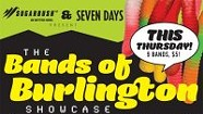 Bands of Burlington — Tonight!