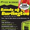 Bands of Burlington — Tonight!