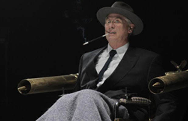 Barry Bostwick as FDR
