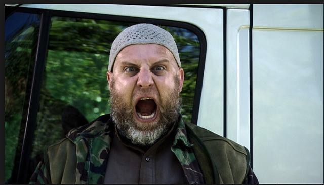 Barry expresses his jihadist fervor. - MAGNET