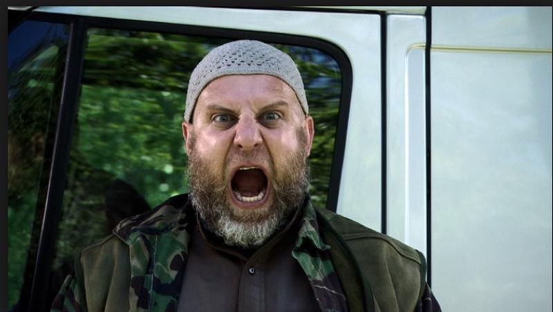 Barry expresses his jihadist fervor.