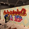 'Outside In' Brings Street Art Inside at Middlebury College