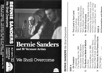 Bernie Sanders Recorded a Folk Album. No Punchline Required