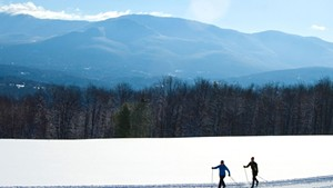Best cross-country ski area