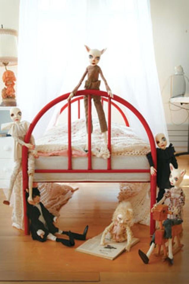 Beth Robinson's dolls