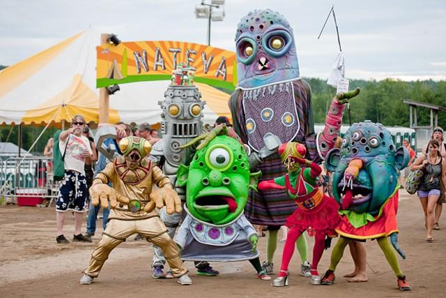 Festival of fools burlington vt