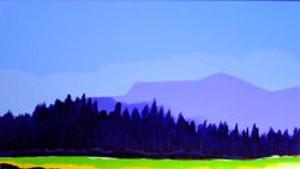 """Big River's Edge"" by Adrien ""Yellow"" Patenaude"