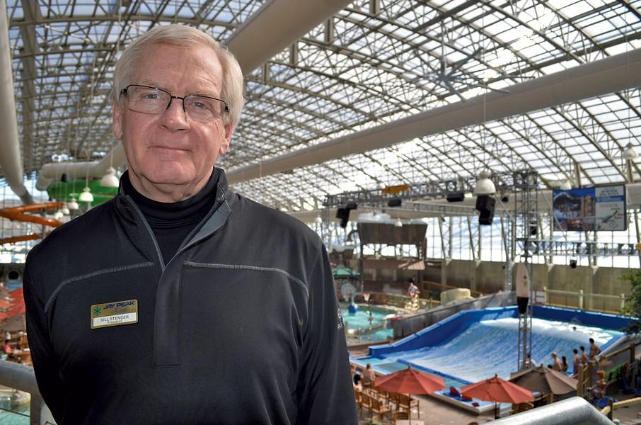 Bill Stenger, CEO of Jay Peak Resort - MOLLY WALSH