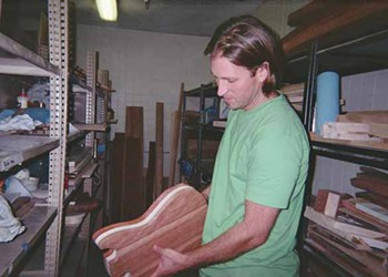 Three Entrepreneurial Vermont Crafters 'Knock on Wood'