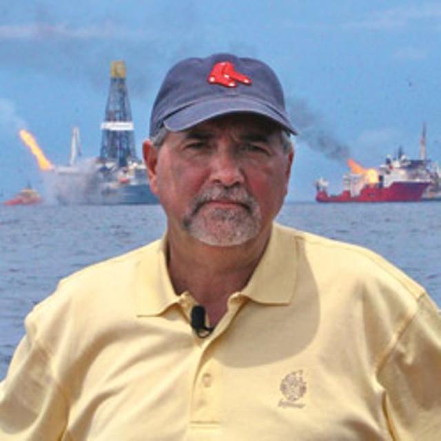 Bob Cavnar on the Gulf