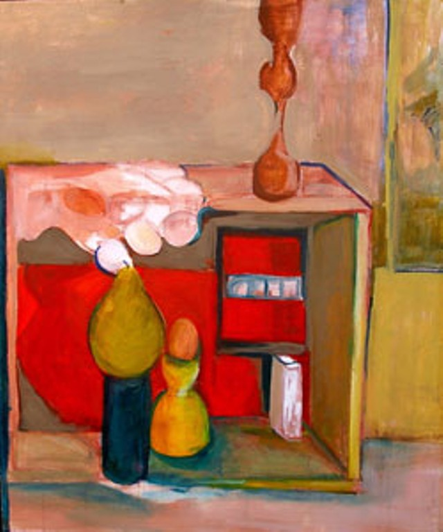 """""""Boxed"""" by Gladys Agell"""