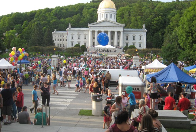 PHOTO BY FRED COOK, COURTESY OF MONTPELIER ALIVE