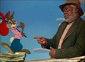 Brer Rabbit meets Uncle Remus - WALT DISNEY PICTURES