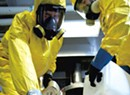 Work: The University of Vermont's Hazardous Waste Technicians