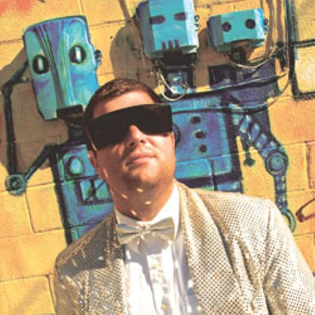 Brian Nagle, DJ Disco Phantom - MATTHEW THORSEN