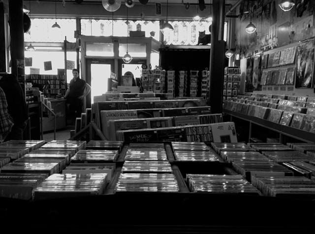 Buch Spieler Records - COURTESY OF  KNAYTE LANDER