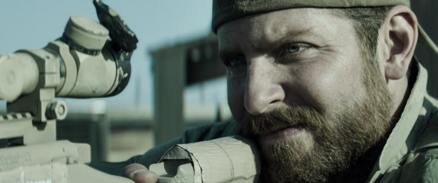 Bullet Proof: Anyone doubting the Hangover star's dramatic chops is certain to be convinced by his powerful portrayal of real-life SEAL sharp-shooter Chris Kyle.