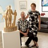 Burlington Artist Couple Opens South Gallery