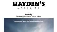 Burlington-based Hayden's Magazine Reaches Global Artists