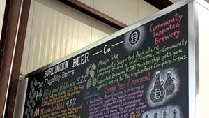 Burlington Beer Company Opens