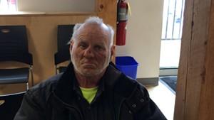 Burlington Bus Strike Strands Man With Broken Nose
