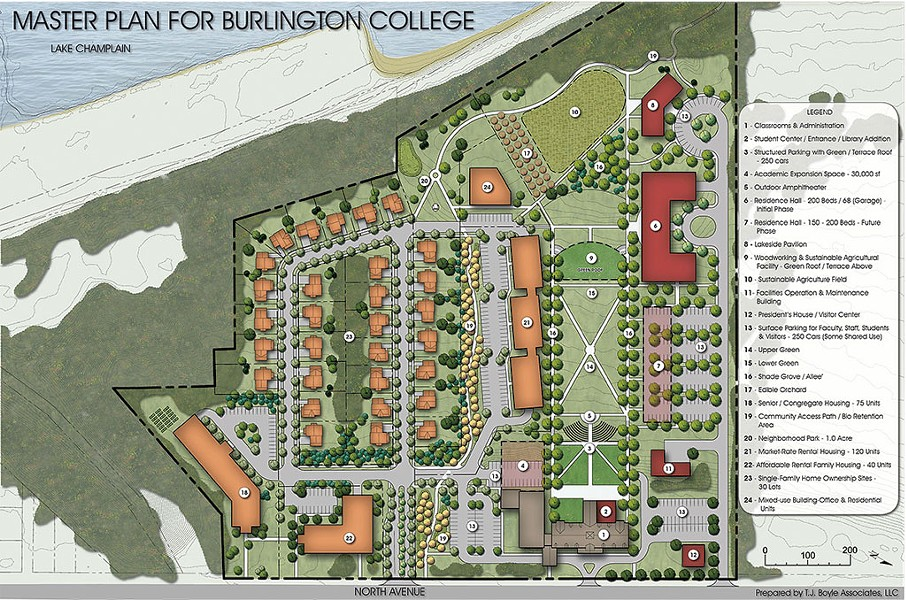Burlington College - NATALIE WILLIAMS