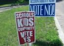 Burlington Friends of Education Spent $4,200 to Pass School Budget