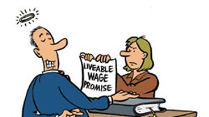 Burlington Ignored Its Livable-Wage Ordinance for 12 Years — Now What?