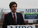 Burlington Mayor Miro Weinberger Will Run for Reelection Next March