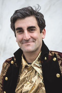 Burlington Mayor Miro Weinberger