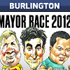 Burlington Mayoral Candidates Make Final Push for Votes