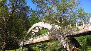 "Burlington's ""bridge to nowhere"""