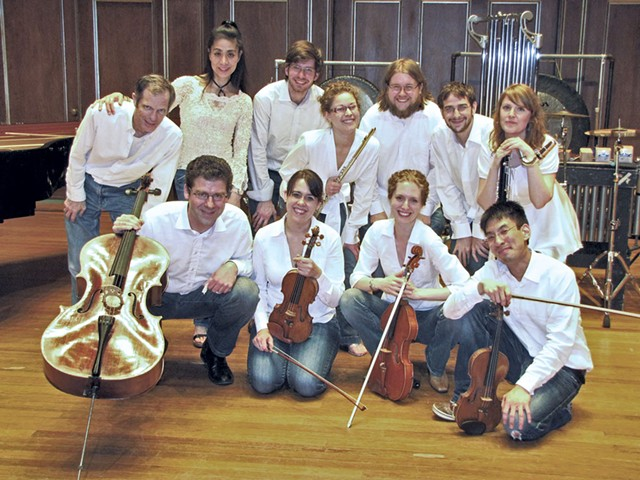 Callithumpian Consort - COURTESY OF HOPKINS CENTER FOR THE ARTS