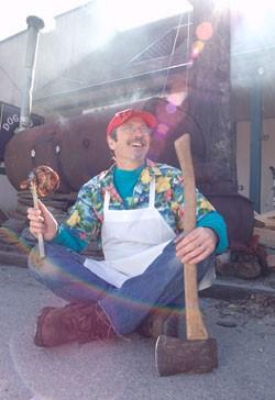 Chef Michael Flanagan - MATTHEW THORSEN
