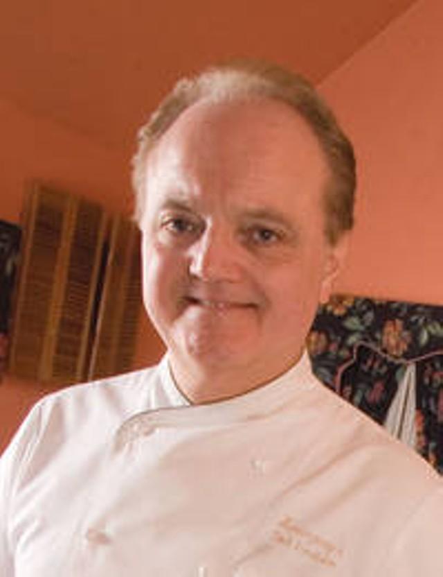 Chef Ted Fondulas
