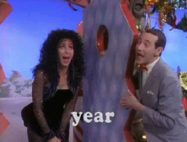 """Cher?! What are you doing here?"" - IMAGE ENTERTAINMENT"