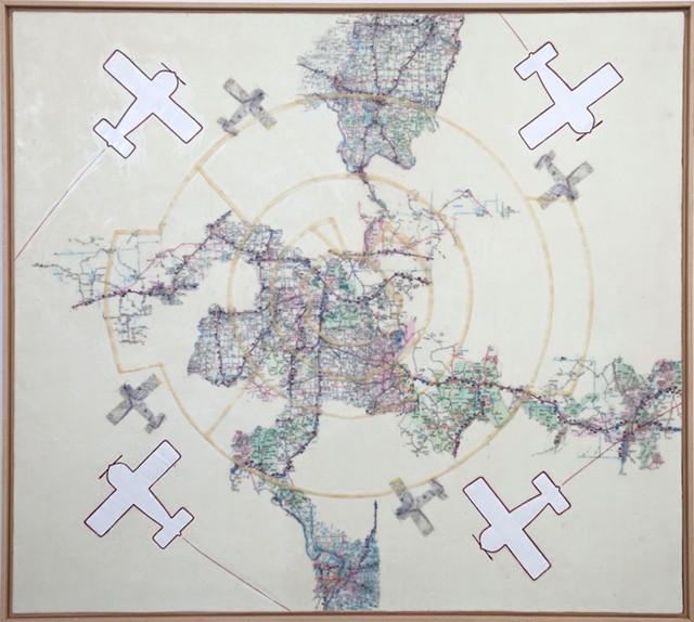 """Circle City"" by Paige Berg Rizvi - MATTHEW THORSEN"