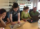 Coffee, Cupcakes and Coding at Girl Develop It Meetup in South Burlington