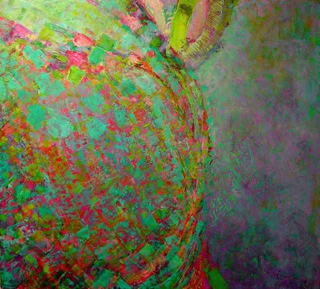 """Colorshape 9"" by Tad Spurgeon"