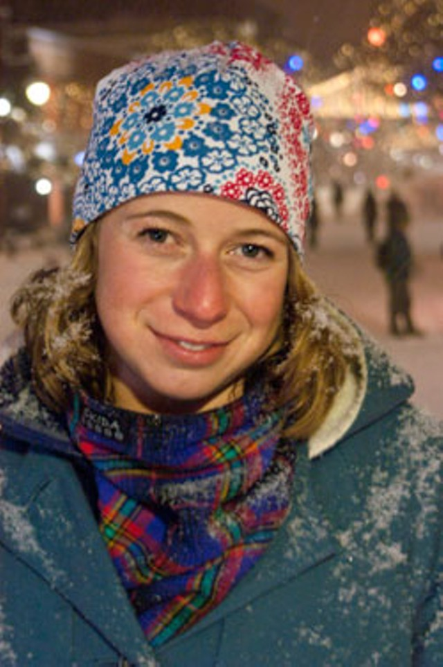 Corinne Prevot - MATTHEW THORSEN