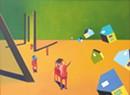 Art Review: 'The Waskomium: Where the Art Stops'