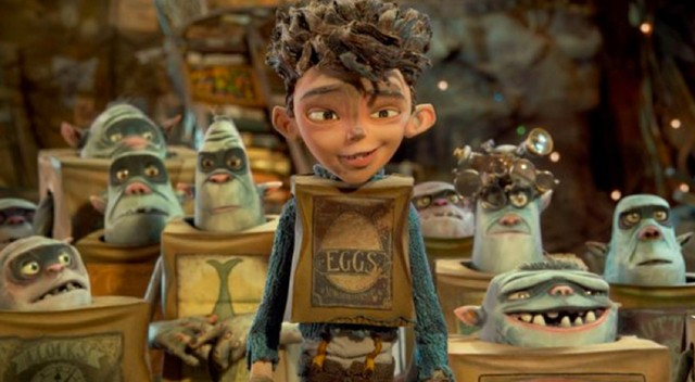 Creature Teacher: A boy is shocked to learn he was adopted into his green-skinned, cavern-dwelling family in the latest animation from the makers of Coraline.
