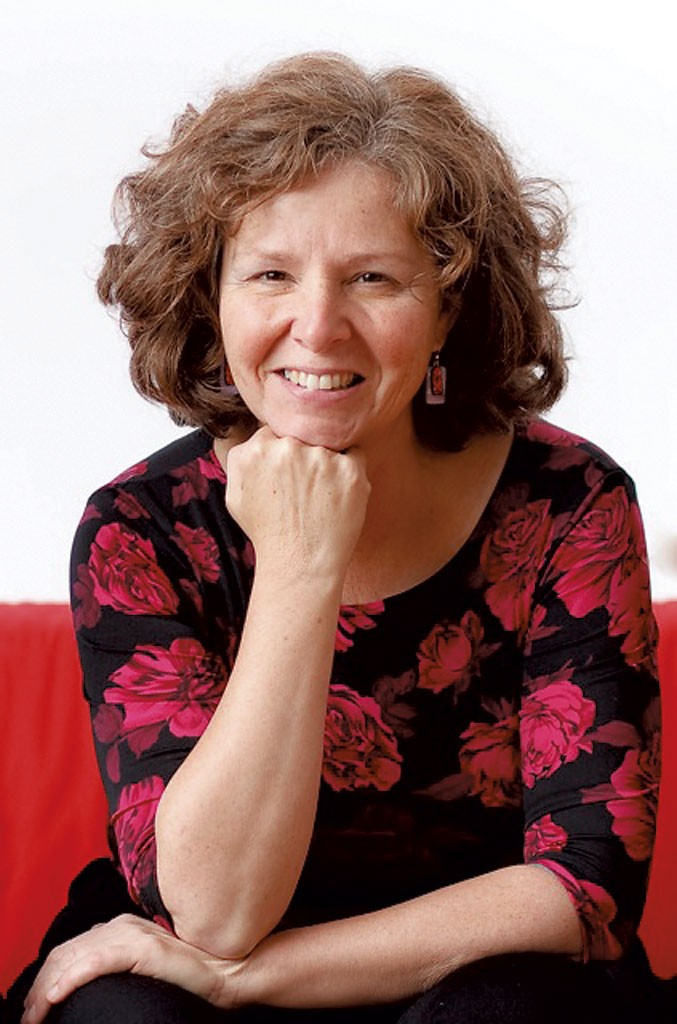 Cynthia Huard - COURTESY OF MIDDLEBURY COLLEGE